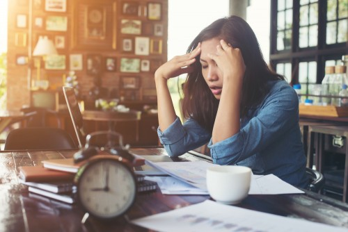 Tips for how to recognise the symptoms of stress